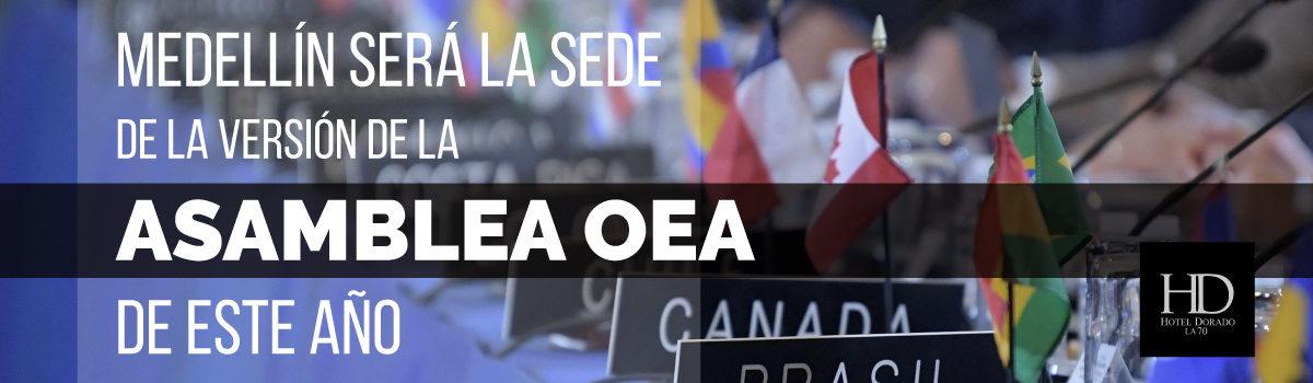 OEA en Medellín 2019
