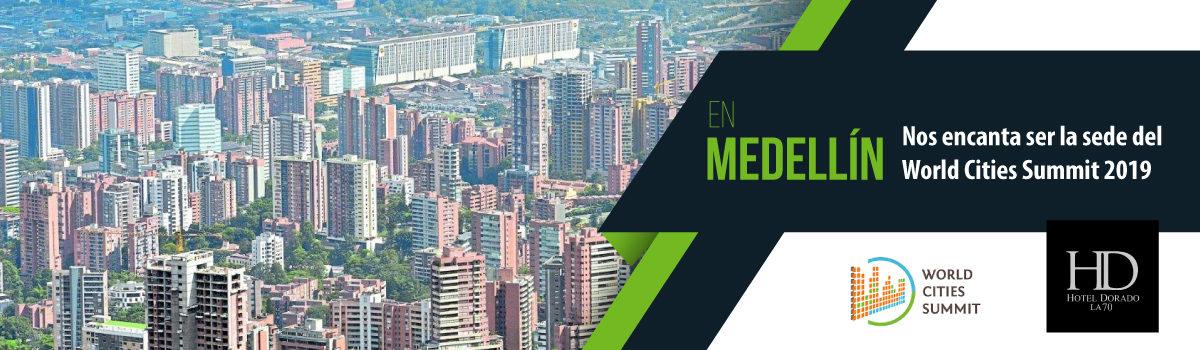 World Cities Summit 2019 Medellin