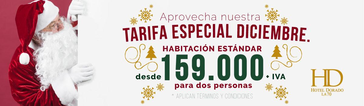 Navidad y Vacaciones en Medellin