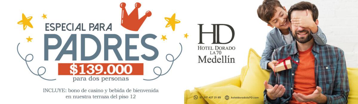 Dia del Padre en Medellin