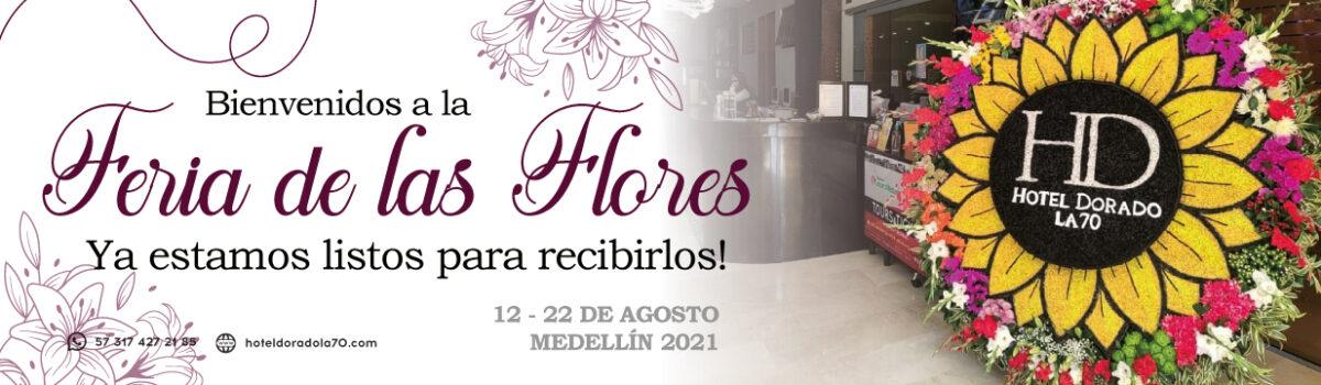 Feria de Flores en Medellin